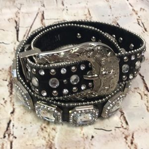 West Star Leather Belt